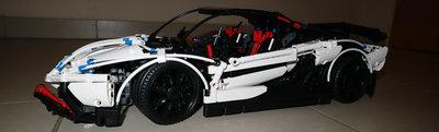 Quick Review LEPIN 23006 - Lamborghini Aventador LP 720-4 Pirelli Edition (MOC)