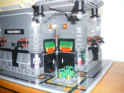 Review LEPIN 15015 - Rivendell Museum of Natural History
