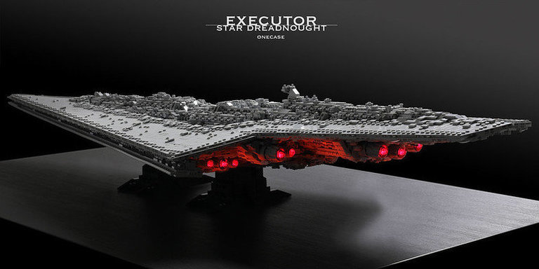 MOC-15881 Executor Class Star Dreadnought by Onecase