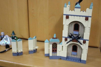 Review LEPIN 16030 - Hogwarts Castle