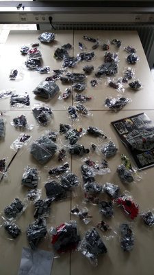 Review LEPIN 05063 - Death Star
