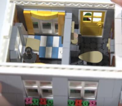 Quick Review LEPIN 15034 - Potter Corner (MOC)