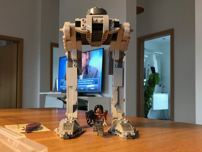 Review LEPIN 05066 At-St Walker