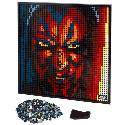 Art PIC 8900 Star Wars The Sith Compatible LEGO 31200