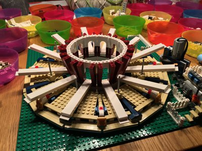 Review LEPIN 15013 - Grand Carousel