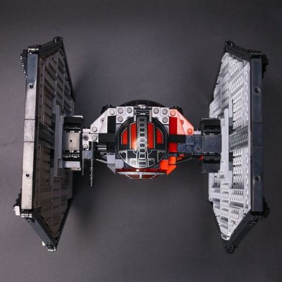LEPIN 05005 First Order Special Forces TIE Fighter Compatible LEGO 75101