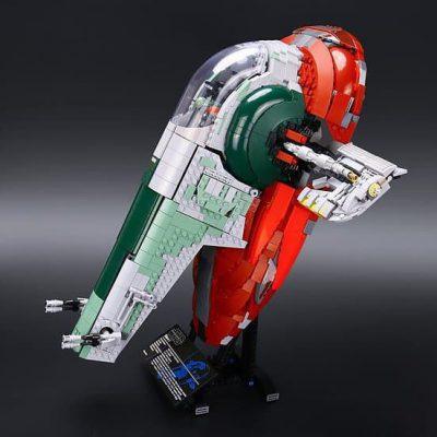 LEPIN 05037 Slave I Compatible LEGO 75060