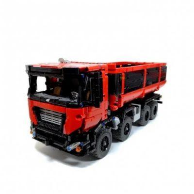 MOC 19929 8x4 Dump Truck 2