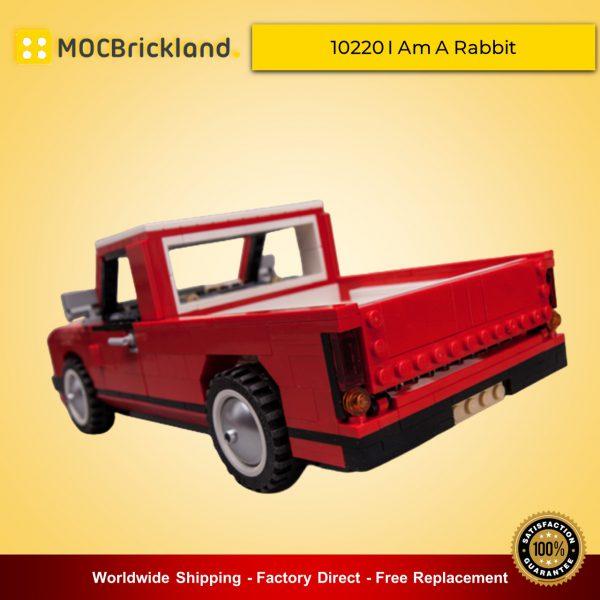 Creator MOC-34726 10220 I Am A Rabbit By Keep On BrickingMOCBRICKLAND