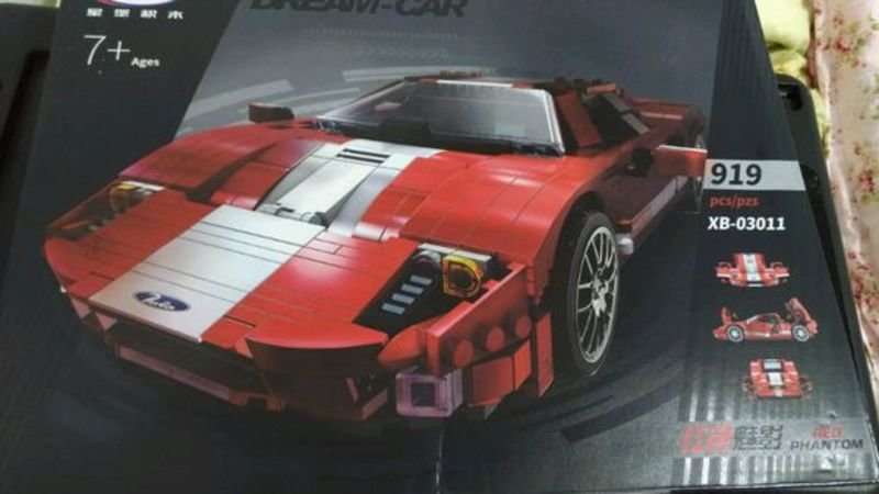 Review XINGBAO Red Phantom Racing Car XB-03011