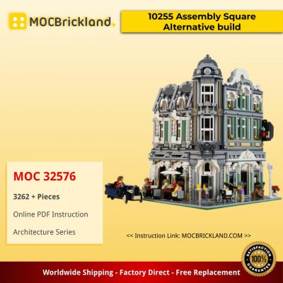 Share MOC BRICK LAND Product Design KHOA 14 2