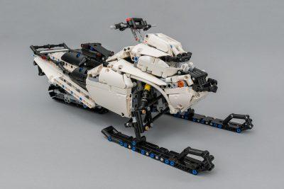 TechnicSnowmobile 1