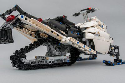 TechnicSnowmobile 7