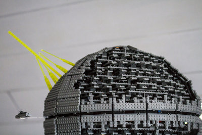 Review LEPIN 05026 - Death Star II - UCS