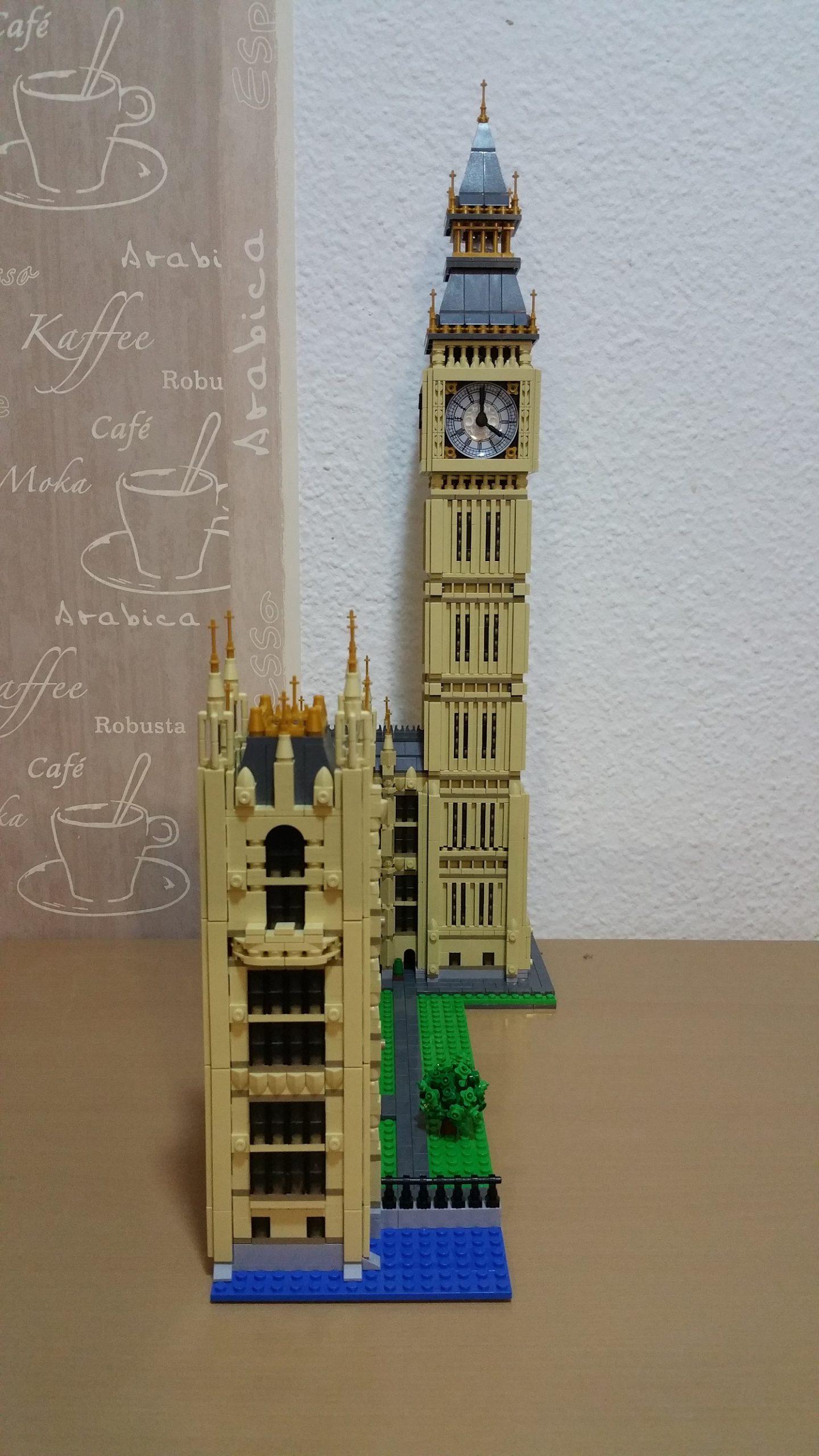 Review LEPIN 17005 - Big Ben