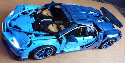 Review LEPIN 20086 - Bugatti Chiron