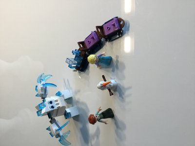 Quick Review LEPIN 25002 - Elsa's Magical Ice Palace