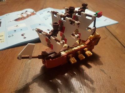 LEPIN 16051 Bottle Ship