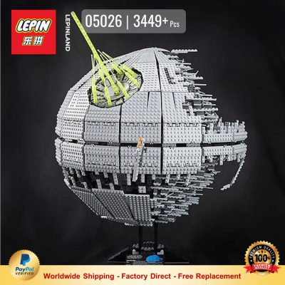 LEPIN 05026 Death Star II Compatible LEGO 10143