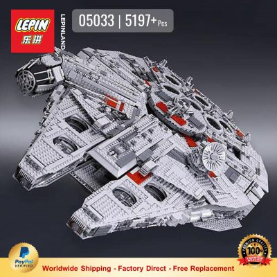 LEPIN 05033 Ultimate Collector's Millennium Falcon Compatible LEGO 10179