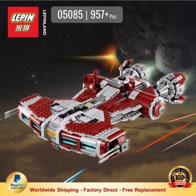 LEPIN 05085 Jedi Defender-class Cruiser Compatible LEGO 75025