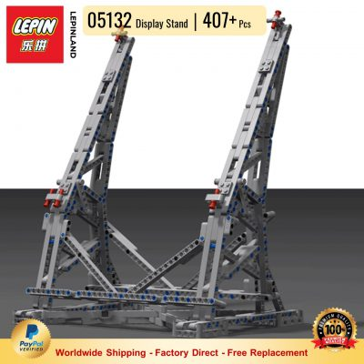 LEPIN 05132 Millennium Falcon Vertical Display Stand Compatible LEGO 75192
