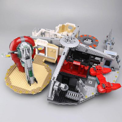 LEPIN 05151 Betrayal at Cloud City Compatible LEGO 75222