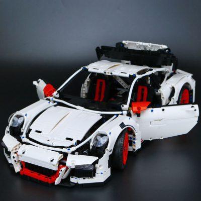 LEPIN 20001 20001B Porsche 911 GT3 RS Compatible LEGO 42056