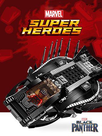 LEPIN Super Heroes Sereies