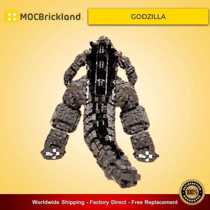 Creator MOC-24010 GODZILLA by frenchybricks MOCBRICKLAND