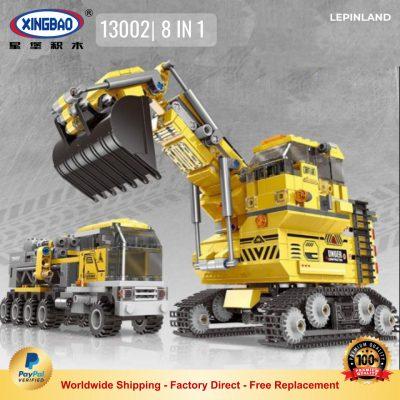 XINGBAO XB-13002Giant Excavator