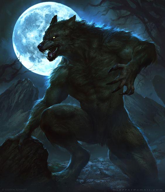 Creator MOC-30412 Werewolf By buildbetterbricks MOCBRICKLAND