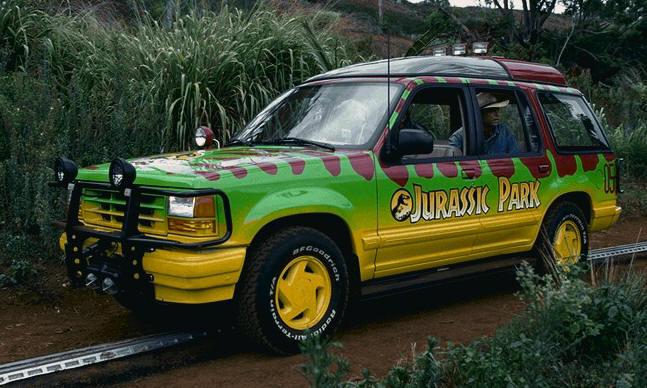 Technic moc-20605 jurassic park explorer by mkibs mocbrickland