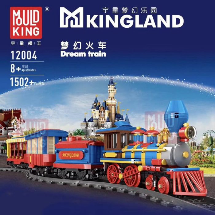 Movie mouldking 12004 rc dream train