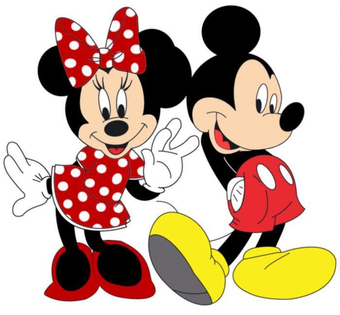 Movie LEJI 66009 Mickey and Minnie