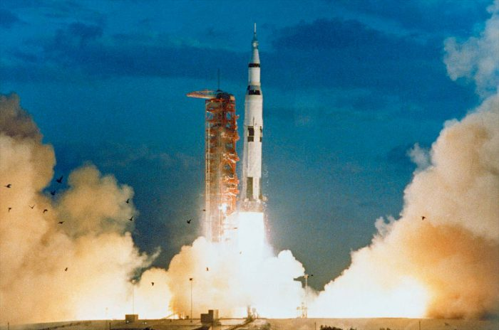 Space PANGU PG-13002 Saturn V