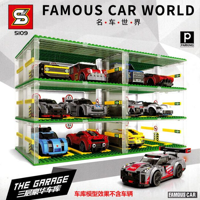 Creator SY 5109 The Garage