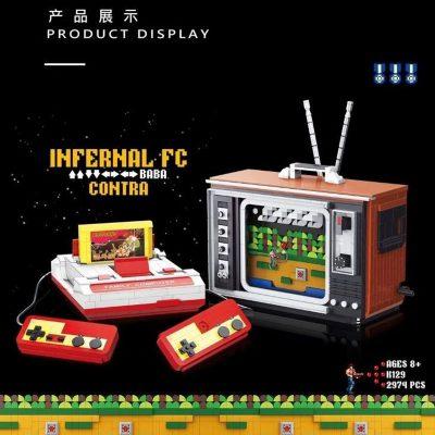 Creator 18K K129 Internal FC Contra