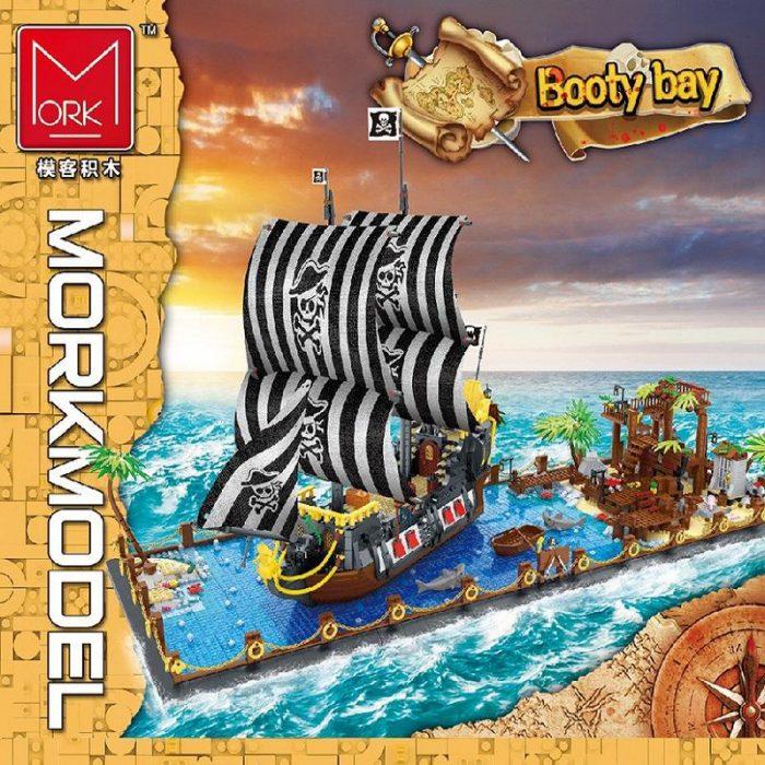 Creator mork 031002 booty bay