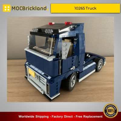 Creator Expert MOC-31739 10265 Truck by Keep On Bricking MOCBRICKLAND
