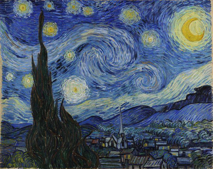 Creator Expert MOC-90024 Van Gogh: The Starry Night MOCBRICKLAND
