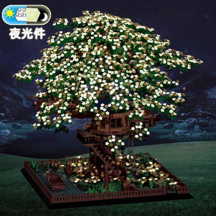 Creator MORK 031004 Tree House