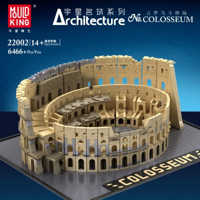Modular Buildings MOULDKING 22002 The Colosseum
