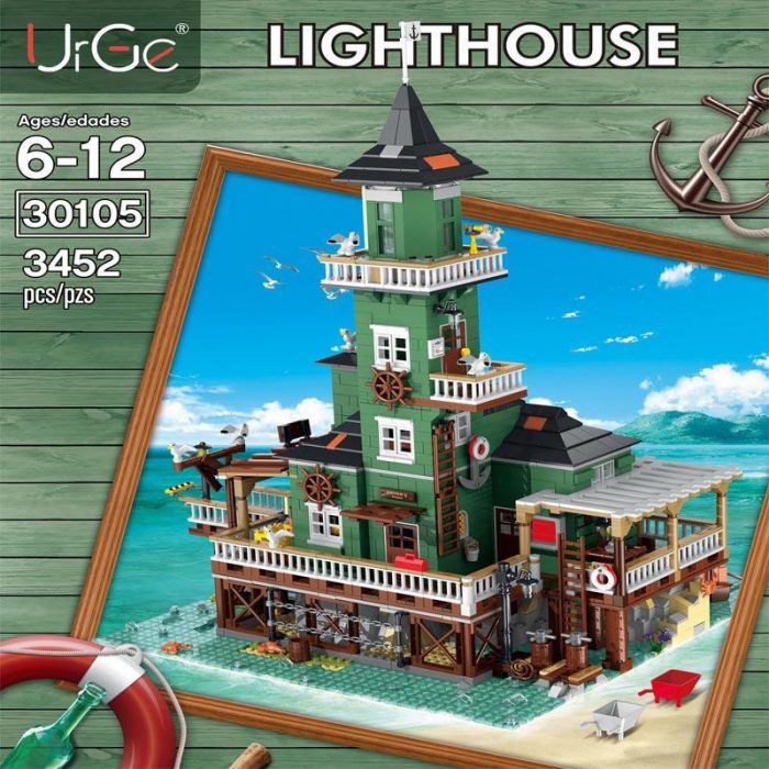 Modular Buildings URGE 30105 Light House