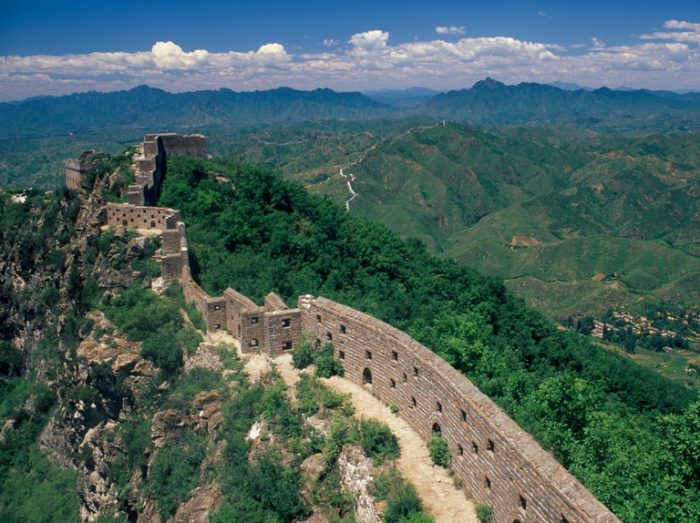 Modular Buildings WANGE 6216 The Great Wall