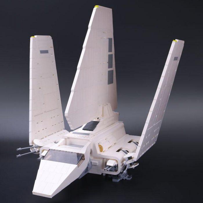 Star Wars Anonymous MK 91888 Imperial ShuttleStar Wars Anonymous MK 91888 Imperial Shuttle