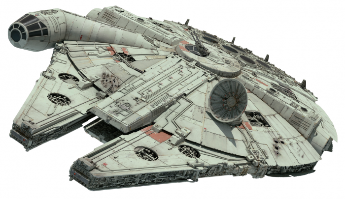 Star wars moc-24884 stifos - millennium-falcon by stifos mocbrickland
