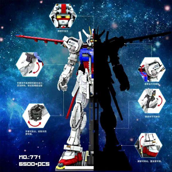 Movie Super Gundam 66 771 Gundam