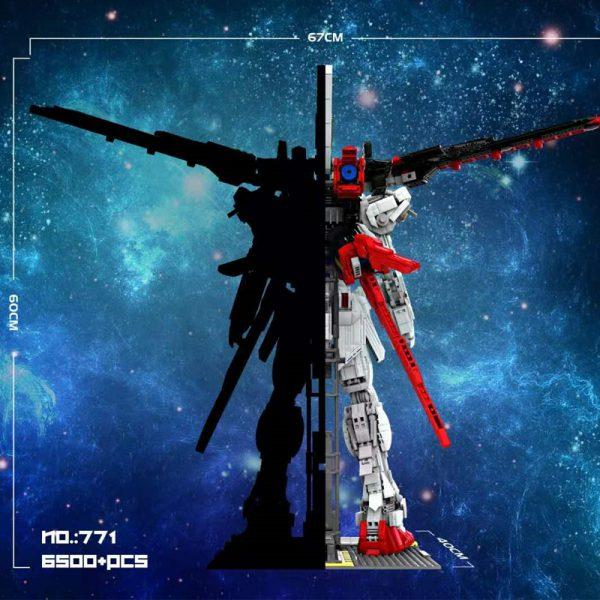 66 771 Gundam 3
