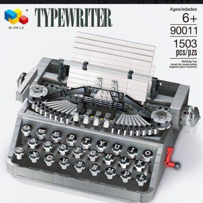 Creator Expert QIZHILE 90011 Typewriter